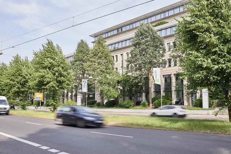QuinScape Gebäude außen