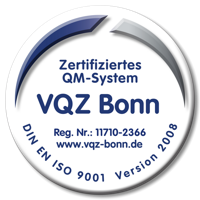 VQZ Bonn DIN EN ISO 9001 2008