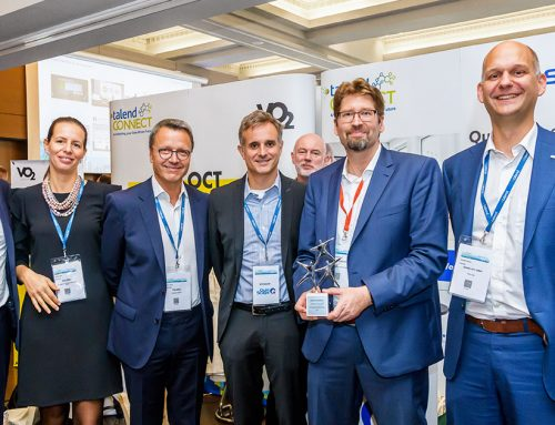 QuinScape-Kunde HERMES Arzneimittel mit Talend Data Masters Award ausgezeichnet