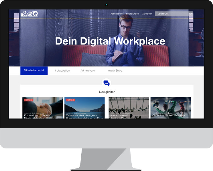 Intrexx - Dein Digital Workplace