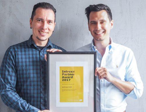 QuinScape GmbH erneut Intrexx-Partner des Jahres