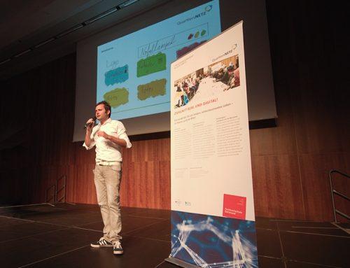 Reale und digitale Netzwerke für das Älter werden im Quartier: Transferkonferenz mit Beteiligung von QuinScape
