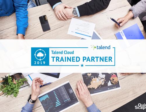 QuinScape als einer der ersten Talend Cloud Partner akkreditiert